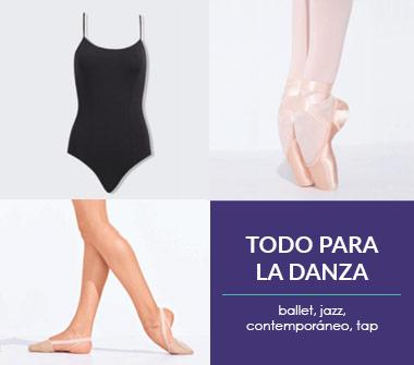 Dans Tienda - Zapatillas para ballet, zapatillas para gimnasia, zapatillas para baile contemporaneo