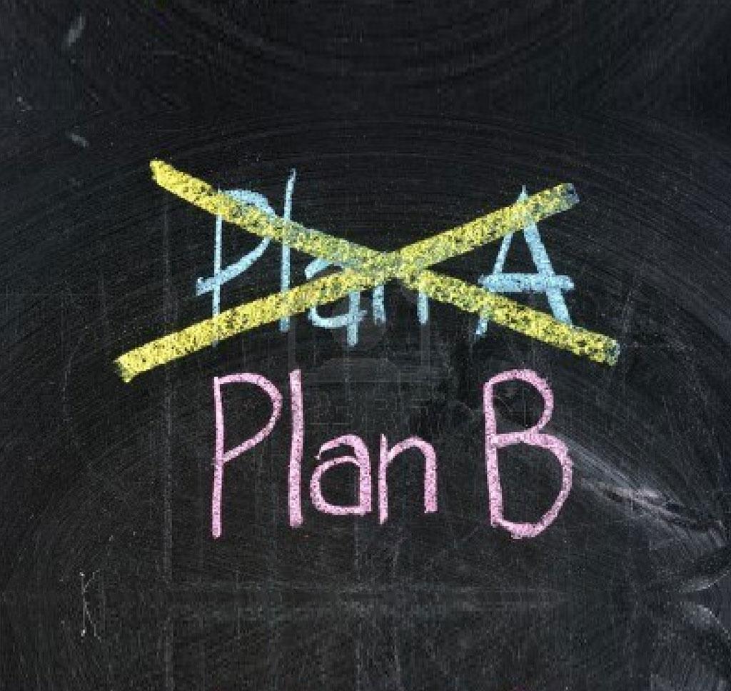 Encontrando el Plan B