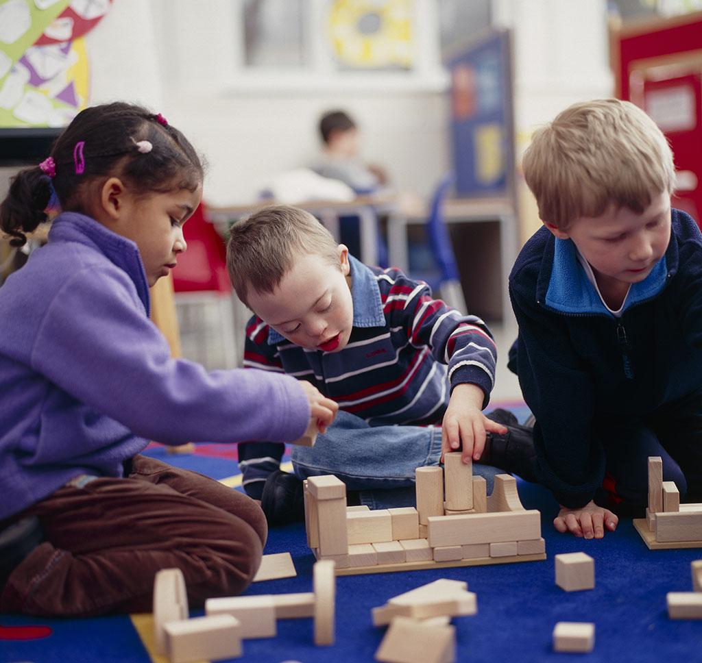 Escuelas para todos y todas: incluyendo a la niñez con discapacidad en la educación