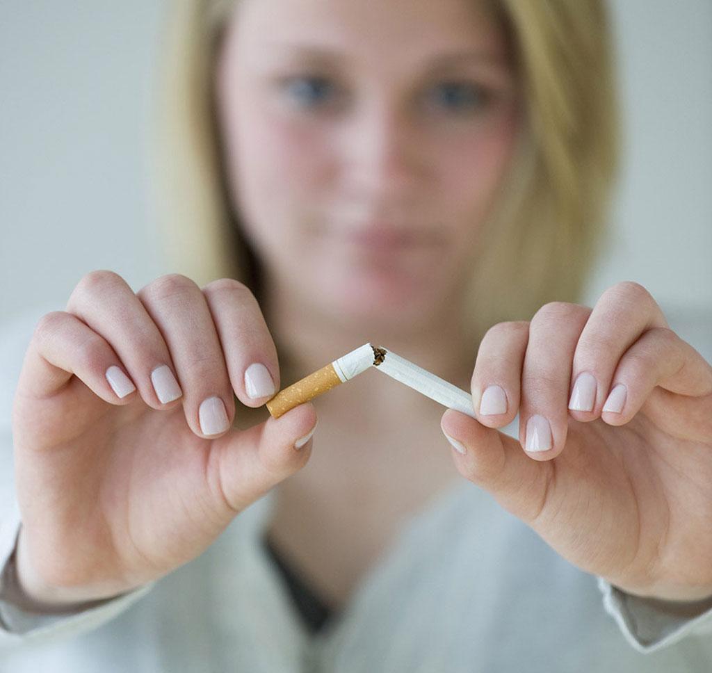 Prevención de consumo de Cigarrillo y manejo de presión de grupo