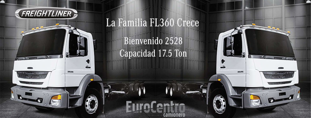 Camiones Freightliner FL360-2528