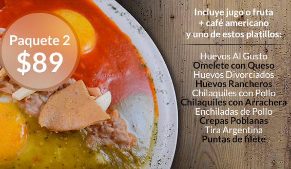 Las Gaoneras Ags - Desayunos